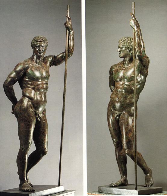 Aletheia Statue